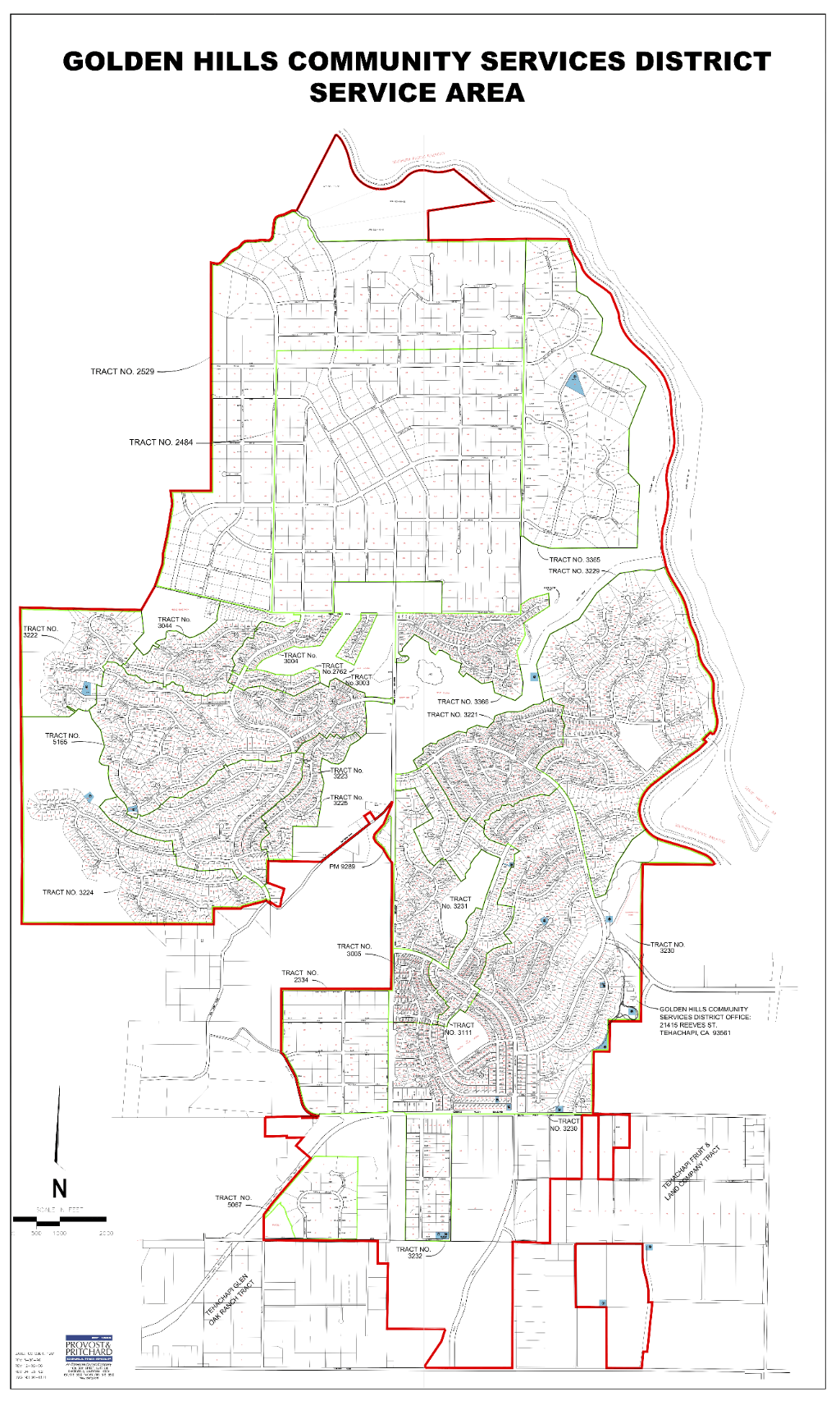 GHCSD Service Area Map1